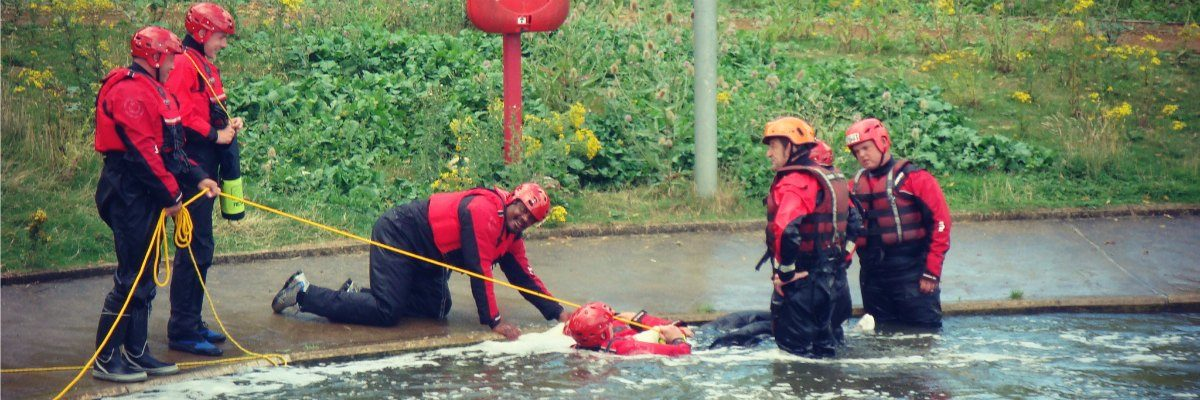 As a leading Water Safety training and access provider we currently have spaces on our DEFRA Module 1 (compliant) Water safety Training Course. This is aimed at everyone including engineers, inspectors, environment agency contractors and bridge contractors.