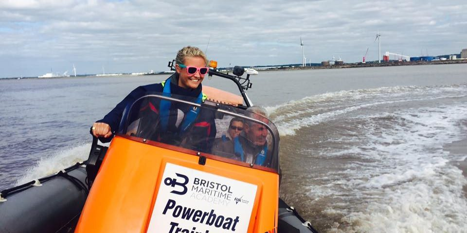 Bristol Maritime Academy Powerboat Course