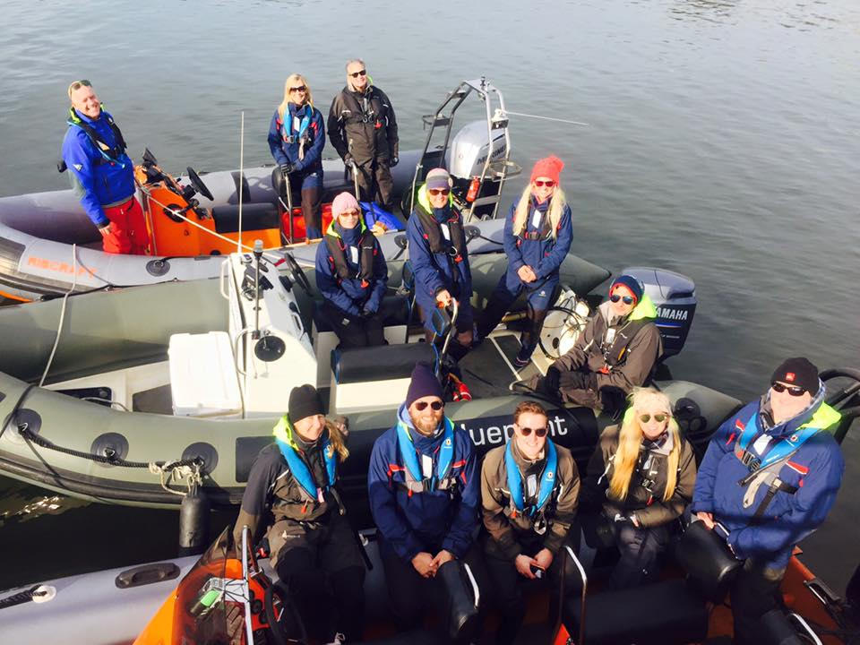 Bristol Maritime Academy Powerboat