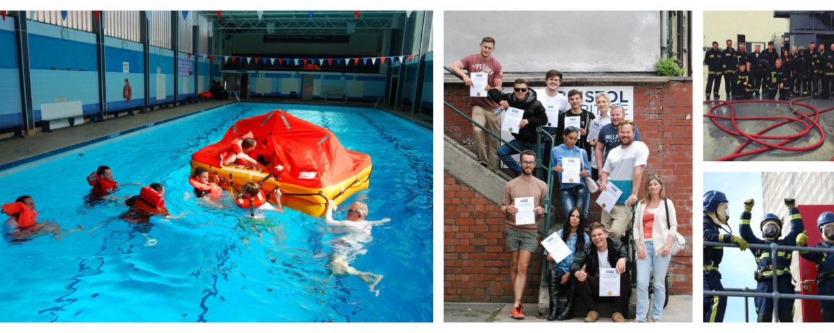 Bristol Maritime Academy STCW course