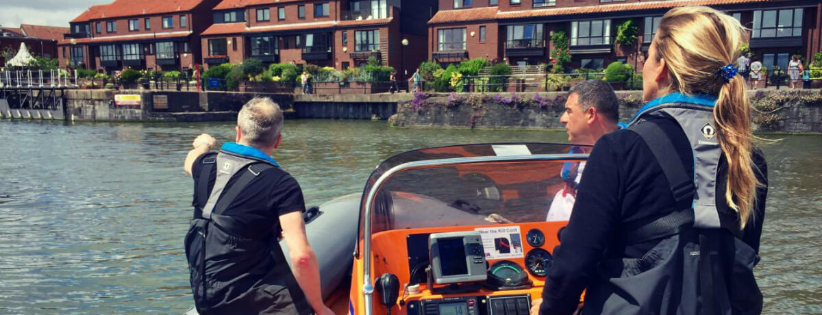 Rya Powerboat Level 1 Bristol Maritime Academy