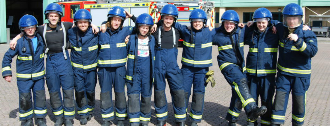 Bristol Maritime Academy Firefighting STCW course